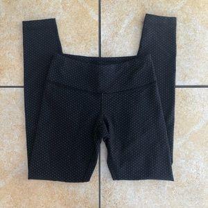 Lululemon Wunder Under Pant Teeny Dot Black 4